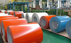 Coated Sheet Coil